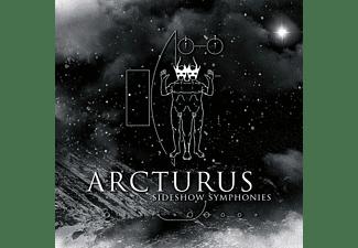 Arcturus - Sideshow Symphonies (Black Vinyl+DVD)  - (LP + Bonus-CD)