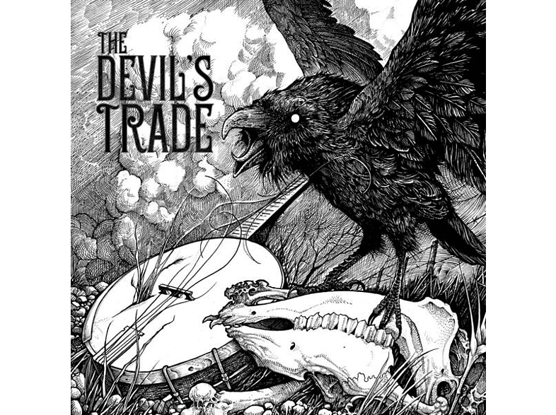 The Devils Trade - What Happened To The Little Blind Crow [Vinyl]