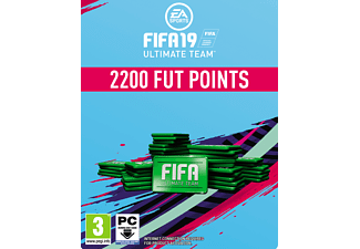 EA Fifa 19 2200 Fut Points PC Oyun