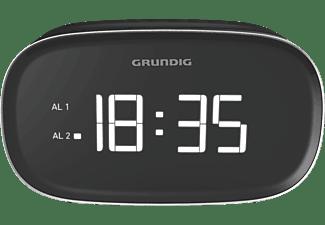 GRUNDIG Sonoclock 3500 BT DAB+ Radio-Wecker, Digital, DAB+, AM, FM, Bluetooth, Schwarz