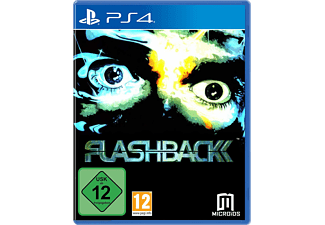PS4 - Flashback: 25th Anniversary - Limited Edition /Multilinguale