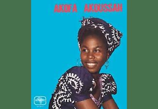 Akofa Akoussah - AKOFA AKOUSSAH  - (CD)
