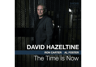 David Hazeltine - The Time Is Now  - (CD)
