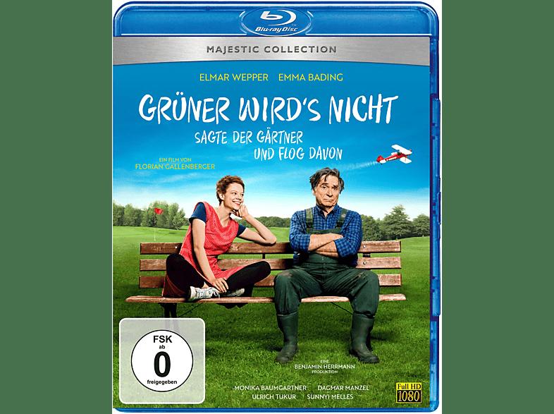 Grüner wird's nicht [Blu-ray]