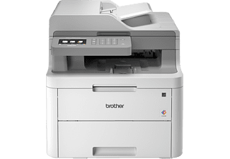 BROTHER Laser-Multifunktionsdrucker (Farbe) DCP-L3550CDW