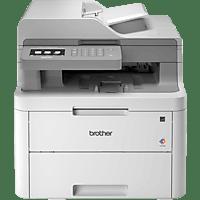 BROTHER DCP-L3550CDW Elektrografie LED 3-in-1 Laser-Multifunktionsdrucker (Farbe) WLAN Netzwerkfähig