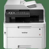 BROTHER MFC-L3750CDW Elektrografie LED 4-in-1 Laser-Multifunktionsdrucker (Farbe) WLAN Netzwerkfähig