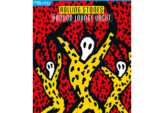 The Rolling Stones - Voodoo Loung Uncut Blu-ray