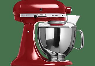 KITCHENAID 5KSM150PSEGC Artisan Küchenmaschine Zimtrot (Rührschüsselkapazität: 4,8 Liter, 300 Watt)