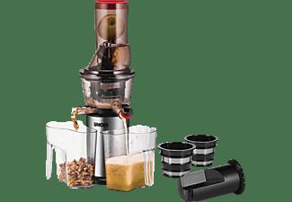 UNOLD Slow Juicer 3 in 1 #78265 Slow Juicer 250 Watt, Edelstahl/Schwarz