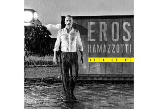 Eros Ramazzotti - Vita Ce N'è CD