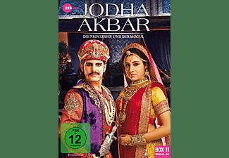 Jodha Akbar - Die Prinzessin und der Mogul (Box 11) (Folge 141-154) DVD