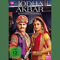 Jodha Akbar - Die Prinzessin und der Mogul (Box 11) (Folge 141-154) [DVD]