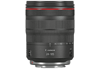 Objetivo - Canon RF 24-105 mm f/4L IS USM, Negro
