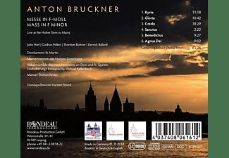 Hörl/Pelker/Büttner/Ballard/Storck/Mainzer DomChor - Messe in f-moll  - (CD)