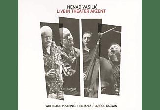 Nenad Vasilic, Wolfgang Puschnig, Bojan Z, Jarrod Cagwin - Live in Theater Akzent (LP)  - (Vinyl)