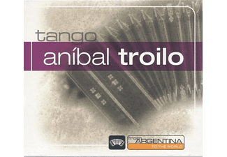 Aníbal Troilo - From Argentina To The World  - (CD)