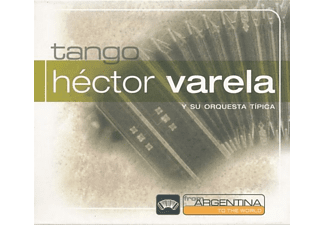 Héctor Varela - From Argentina To The World  - (CD)