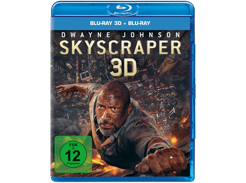 Skyscraper [3D Blu-ray (+2D)]