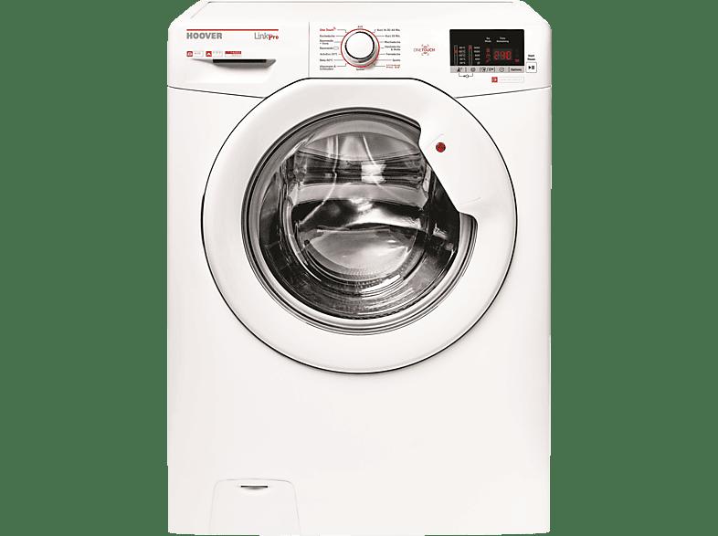 HOOVER HLP 1482 D3-84 LINK Waschmaschine (8 kg, 1400 U/Min., A+++)