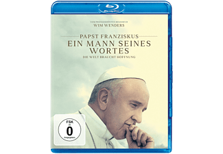 Papst Franziskus - Ein Mann seines Wortes Blu-ray