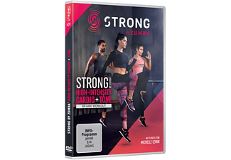 Strong by Zumba DVD