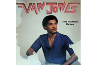 Van Jones - TIME HAS MADE ME NEW [Vinyl]