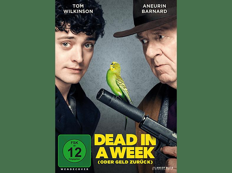 Dead in a week [DVD]