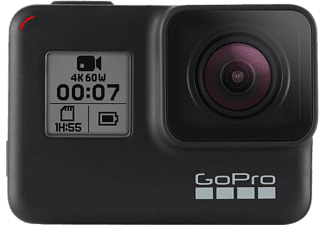 GOPRO Actioncam HERO7 Black