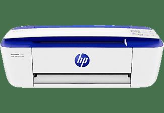 HP Multifunktionsdrucker DeskJet 3760 mit 6 Monate Instant Ink, weiß/blau (T8X19B)