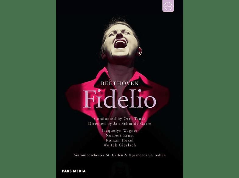 Sinfonieorchester St. Gallen, Opernchor St. Gallen, VARIOUS - Fidelio [DVD]