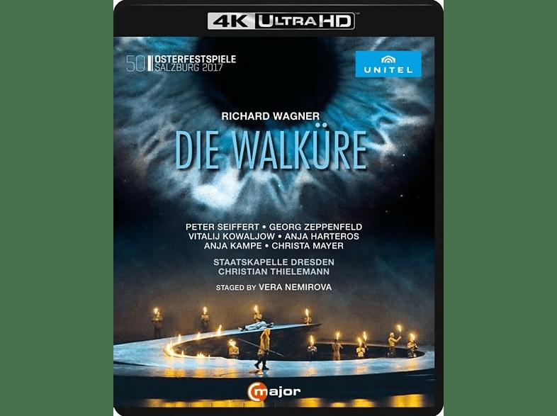 Thielemann/Seiffert/Harteros/K - Die Walküre [Blu-ray]