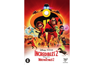 The Incredibles 2 - DVD