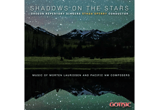 Ethan/oregon Repertory Singers Sperry - Shadows on the Stars  - (CD)