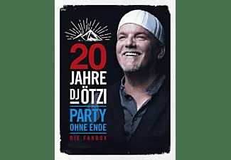 DJ Ötzi - 20 Jahre DJ Ötzi – Party ohne Ende (Limited Fanbox)  - (CD)