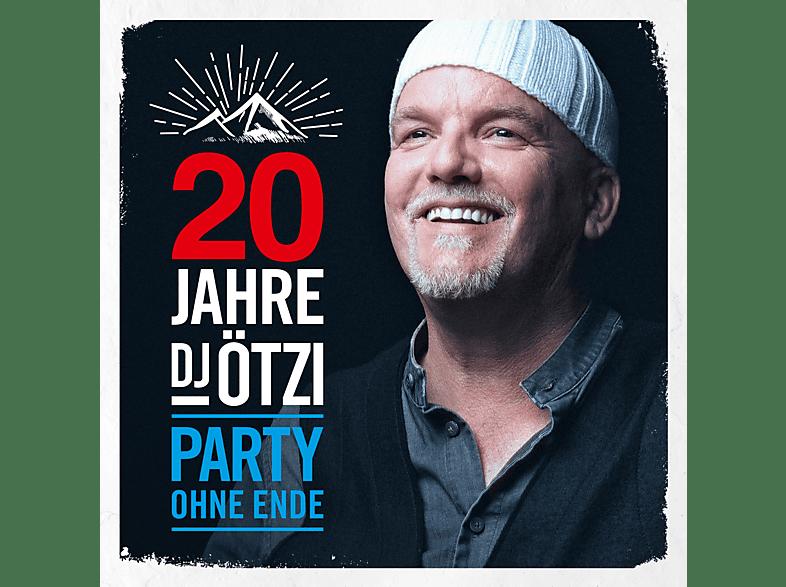 DJ Ötzi - 20 Jahre DJ Ötzi – Party ohne Ende [CD]