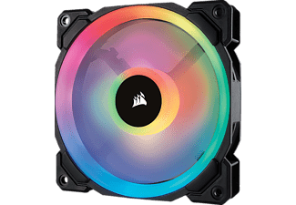 CORSAIR Lüfter LL120 RGB, 120 mm (CO-9050071-WW)