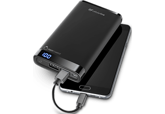 CELLULAR-LINE Free Power Manta 12000 mAh Slim Zwart