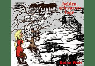 Helden Schwarzertage - Deine Welt   - (CD)
