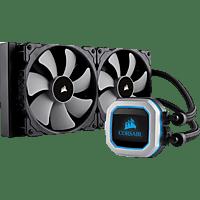 CORSAIR Hydro Series H115i PRO RGB CPU Wasserkühler, Schwarz