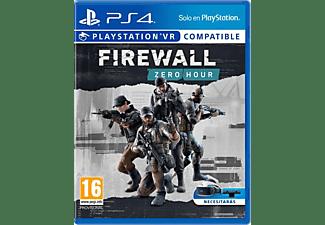 PS4 VR Firewall Zero hour