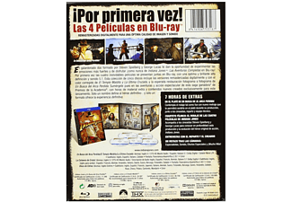 Indiana Jones - Las Aventuras Completas - Bluray