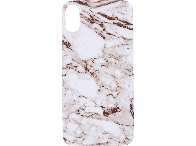 V-DESIGN VMR 111 , Backcover, Apple, iPhone XS Max, Thermoplastisches Polyurethan, DESIGN 1