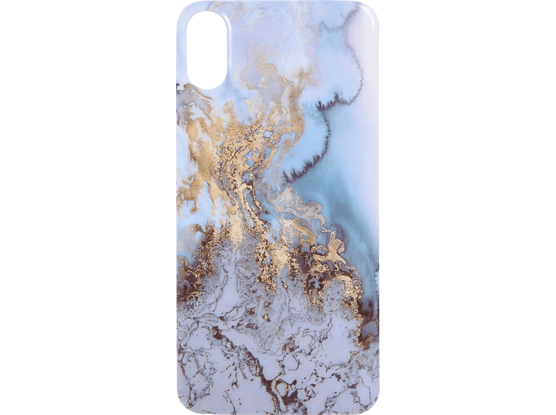 V-DESIGN VMR 112 , Backcover, Apple, iPhone XS Max, Thermoplastisches Polyurethan, DESIGN 2