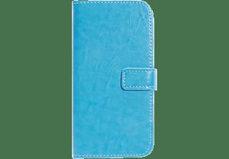 V-DESIGN BV 449, Bookcover, Apple, iPhone X, iPhone XS, Blau
