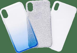 V-DESIGN VSP 095, Backcover, Apple, iPhone XS Max, Blau