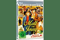 Matt und Jenny - Abenteuer im Ahornland [DVD]