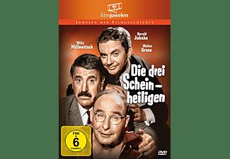 Die drei Scheinheiligen DVD