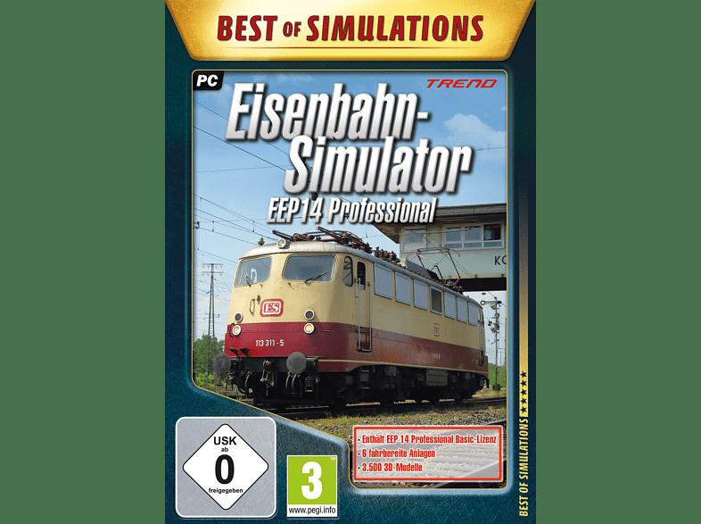 Eisenbahn-Simulator: EEP 14 Professional (Best of Simulations) [PC]
