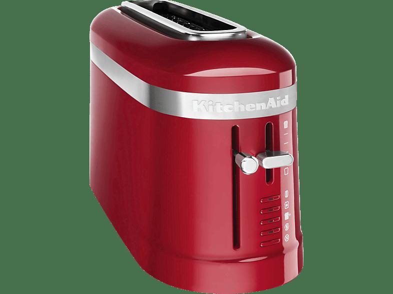 KITCHENAID 5KMT3115EER Design Collection Toaster Empire Rot (900 Watt, Schlitze: 1)